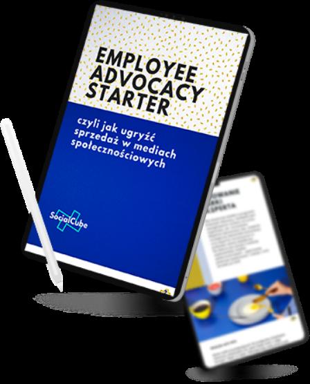 Employee Advocacy, starter, ebook, Social Cube