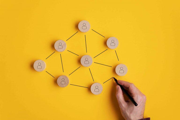 sieć kontaktów, linkedin,